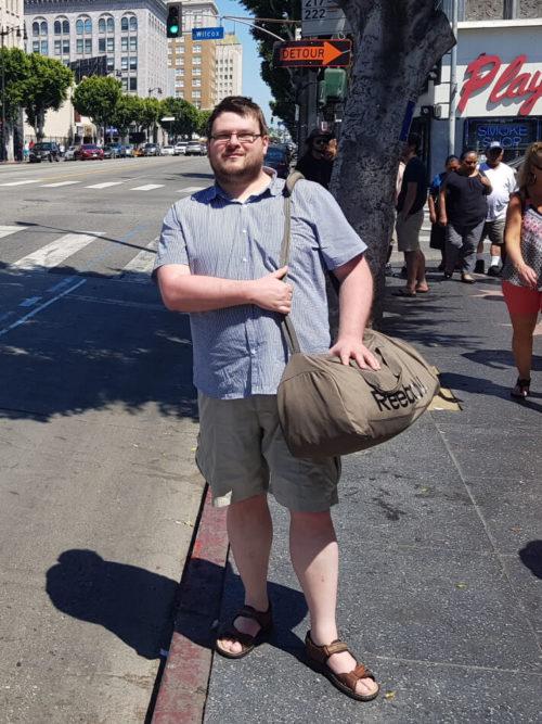 Procházka v L.A.
