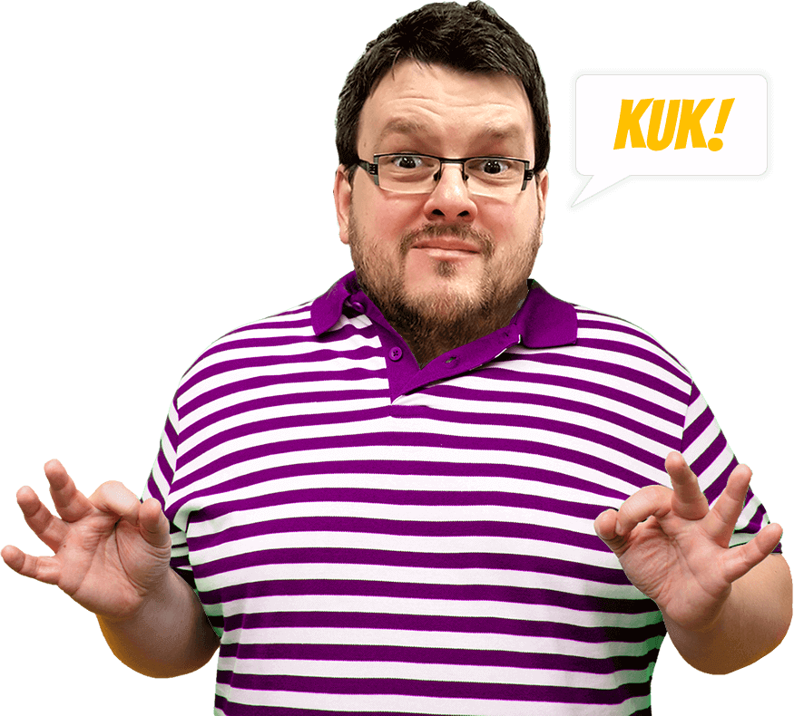 Jakub Novotný - KUK!